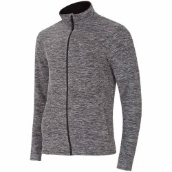 MEN'S FLEECE GREY MELANGE