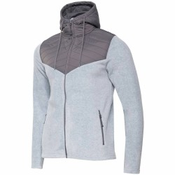 MEN'S FLEECE LIGHT GREY