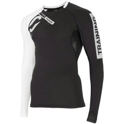 MEN'S ACTIVE LONGSLEEVE BLACK