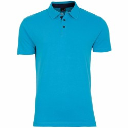 MEN'S POLO SHIRT LIGHT BLUE