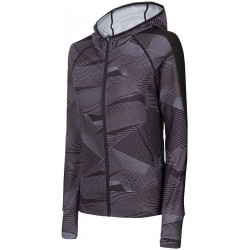 WOMEN'S ACTIVE HOODIE MULTICOLOR ALLOVER