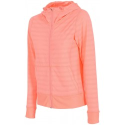 WOMEN'S ACTIVE SWEATSHIRT CORAL