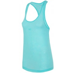 WOMEN'S ACTIVE TANK TOP TURQUOISE