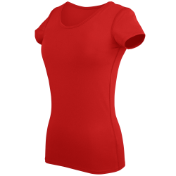 ATHLETIC FIT WOMEN'S PERFORMANCE TEE
